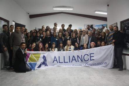 Alliance Yönetim Kurulu Grup Resmi