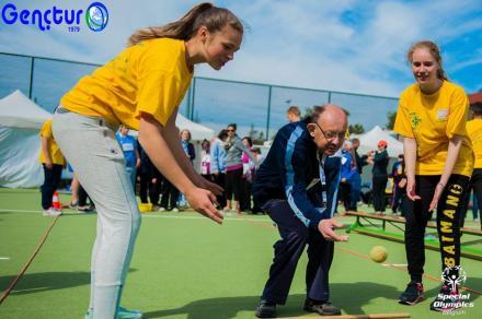 Belçika Özel Olimpiyat Kampı Sizi Bekliyor