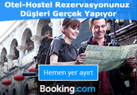 Booking Banner