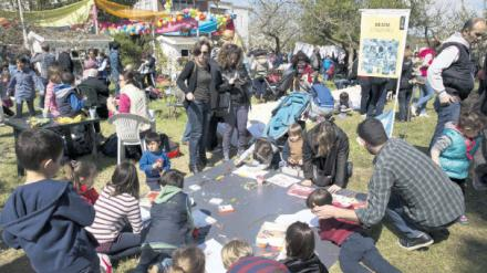 Çatalca'daki 23 Nisan Şenliği