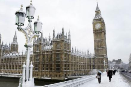 Christmas In London Tours
