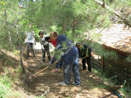 GENÇTUR'dan 2015'te 57 Yurt İçi Kamp