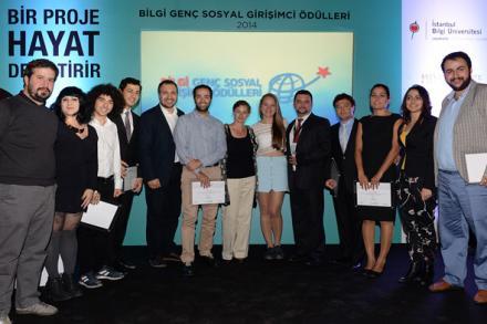 Genç Sosyal Girişimci Ödülleri