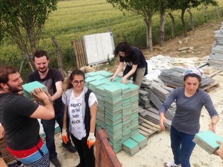 Hafta Sonu Kampı Yeni Kampçıları Konuk Etti