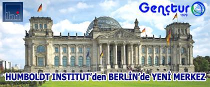 Humboldt Institut'den Berlin'de Yeni Merkez