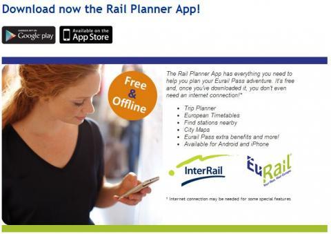 İnterrail App