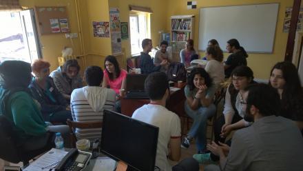 Kamp Lideri Eğitimimiz