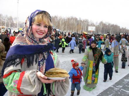 Russia Tours St. Petersburg Moscow Maslenitsa Pancakes