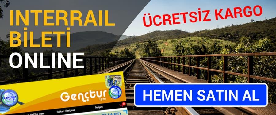 Gençtur Interrail Bileti
