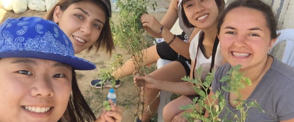 4 Gönüllümüz de Bursa'da Engellilerle
