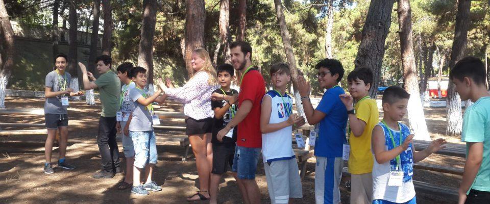 Yurt İçi Temmuz Kamplarımız