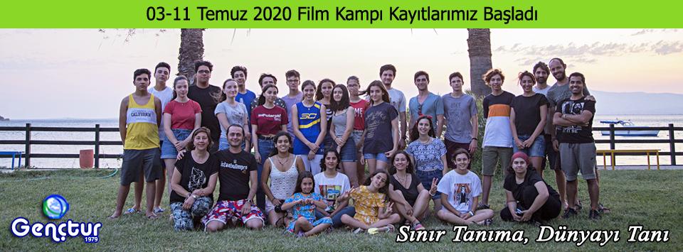 Genç Tatil Film Kampı Kayıtları Başladı